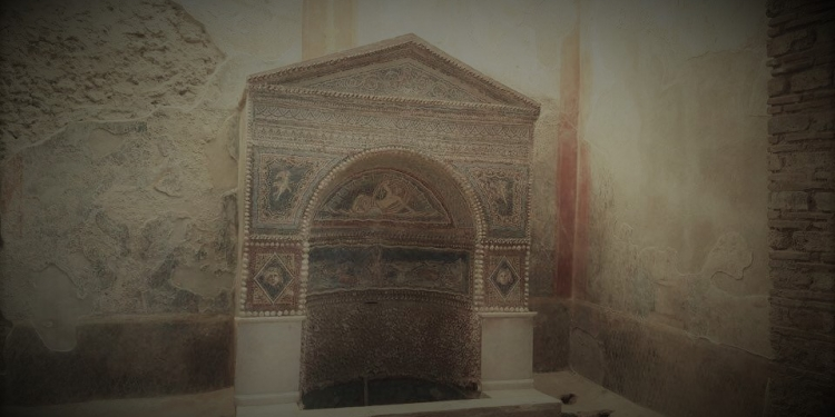 Pompei: le Domus Casa dell'Orso ferito e di Sirico