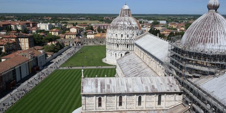 Pisa e il Museo Archeologico delle Navi