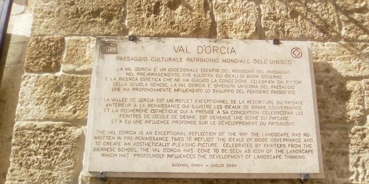 CRALT 40°: Pienza, San Quirico, Bagno Vignoni e Montalcino