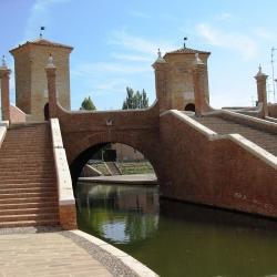 In visita al Delta del Po e Comacchio