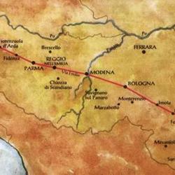 I duemiladuecento anni della Via Emilia