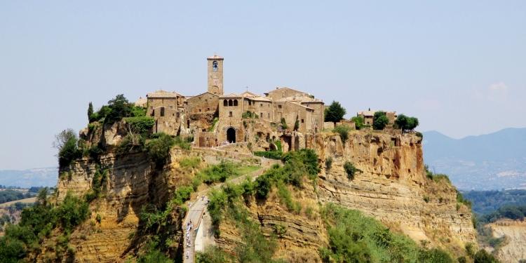 Civita Bagnoregio si candida come Patrimonio Unesco