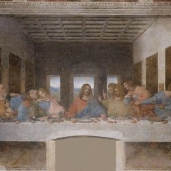 L'Ultima Cena di Leonardo restaurata con fondi Mibact ed Eataly