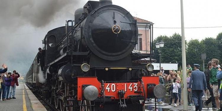 Con il treno a vapore nel paese di Pinocchio