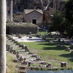 Foro Romano e Santa Maria Antiqua