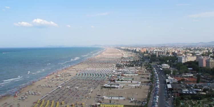 Rimini sempre più social