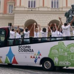 'Scopri Cosenza' in bus o a piedi