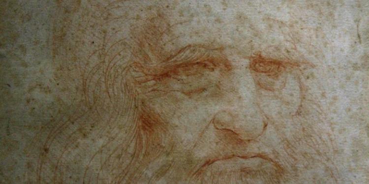 Torino: ritorna fruibile l'Autoritratto di Leonardo da Vinci