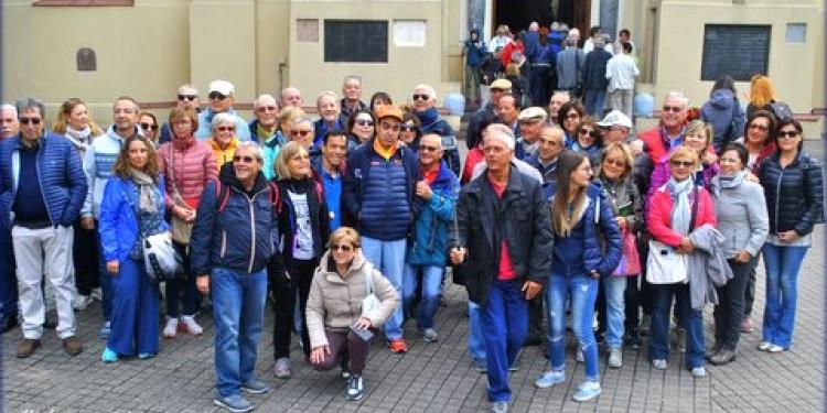 Gruppi Cral di Lazio/Molise e Sicilia si ritrovano in Lituania