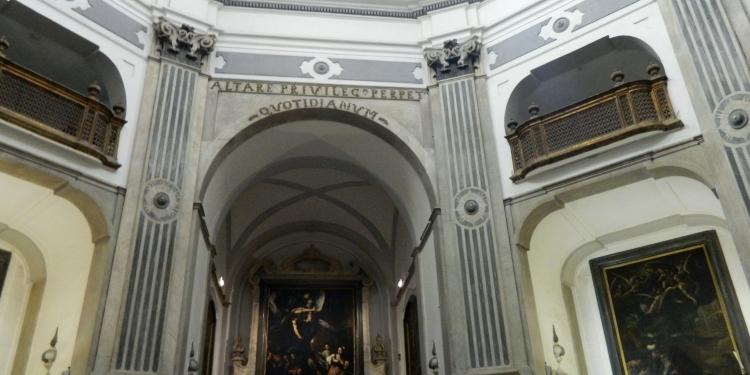 Napoli: il Pio Monte della Misericordia e Caravaggio