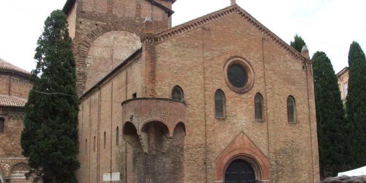 Bologna: la chiesa di Santo Stefano