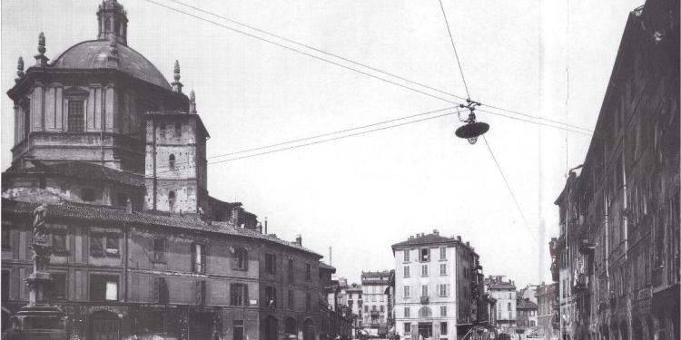 Streghe, leggende e misteri di Milano