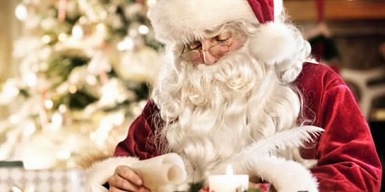 Letterine a Babbo Natale