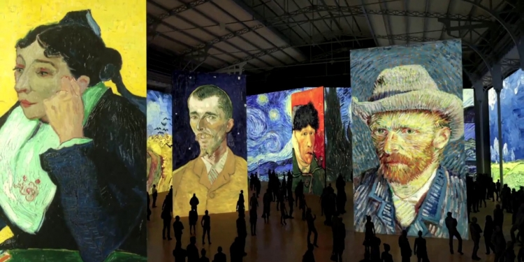 Van Gogh : The Immersive Experience