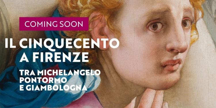 """Palazzo Strozzi: """"Il Cinquecento a Firenze"""""""