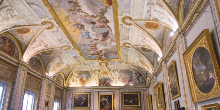 """La Galleria Borghese,dimora del Cardinal Scipione e la Mostra di """"Bernini"""""""