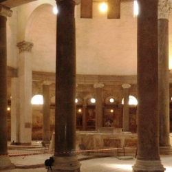 La Basilica Di S. Stefano Rotondo Al Celio