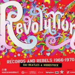 """La mostra """"Revolution"""" a Milano"""