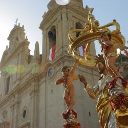 Festa Patronale del S.S. Salvatore (18 agosto) Chiesa madre S.Nicolò.png