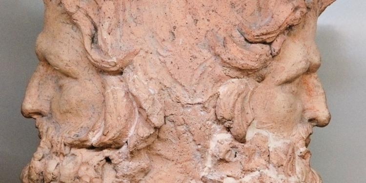 corredi funerari e l'oreficeria nel Museo Etrusco di Villa Giulia