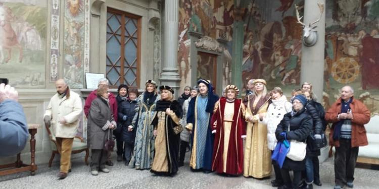Firenze:la Petraia