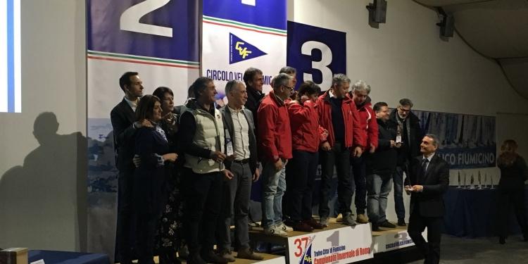 Gruppo Interesse Mare e Regate d'Altura: il Campionato Invernale di Fiumicino