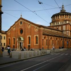 Il Cenacolo e la basilica di Santa Maria delle Grazie