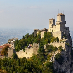 San Marino: fra moderno e passato
