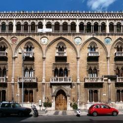 Bari:Palazzo Fizzarotti ...la Venezia di casa nostra
