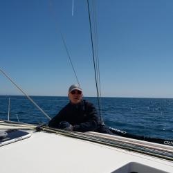 Una magnifica giornata in mare2