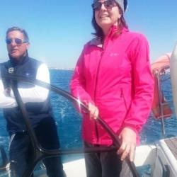 Una magnifica giornata in mare4