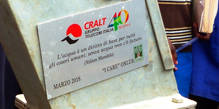 Il CRALT con I Care in  Uganda