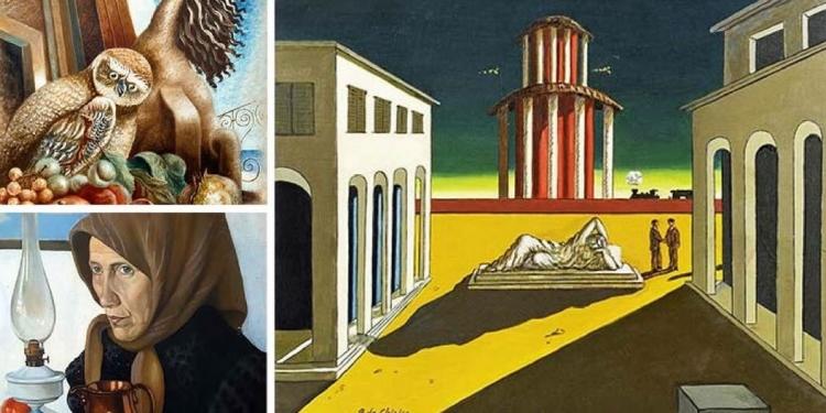 Picasso, Morandi e De Chirico in mostra a Brescia
