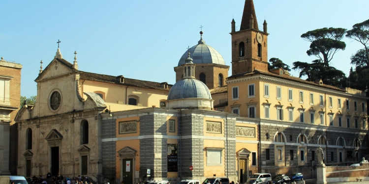 Roma: la Chiesa di Santa Maria del Popolo