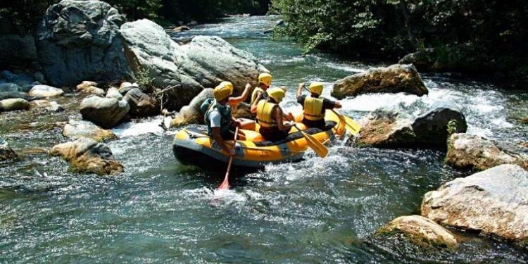 Rafting e Trekking tra Calabria e Basilicata