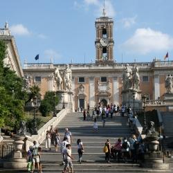 Passeggiata Romana:dal Colle del Campidoglio all'area del Velabro