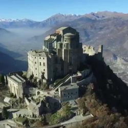 Sacra di San Michele, Susa e il forte di Exilles