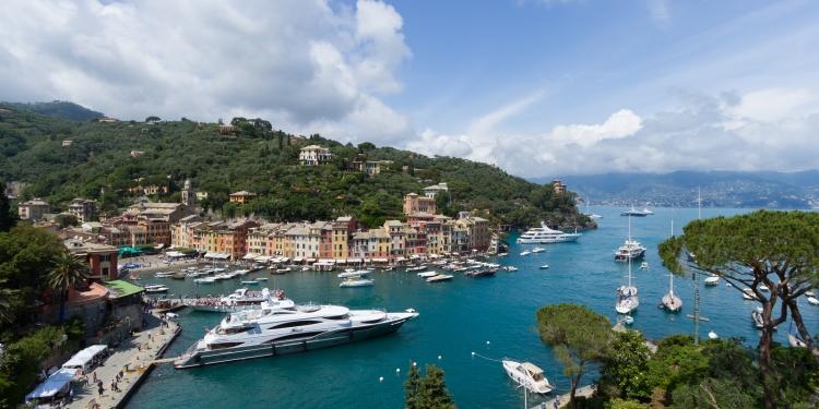 Portofino, Capri e Porto Cervo nella top ten dei porti più esclusivi d'Europa