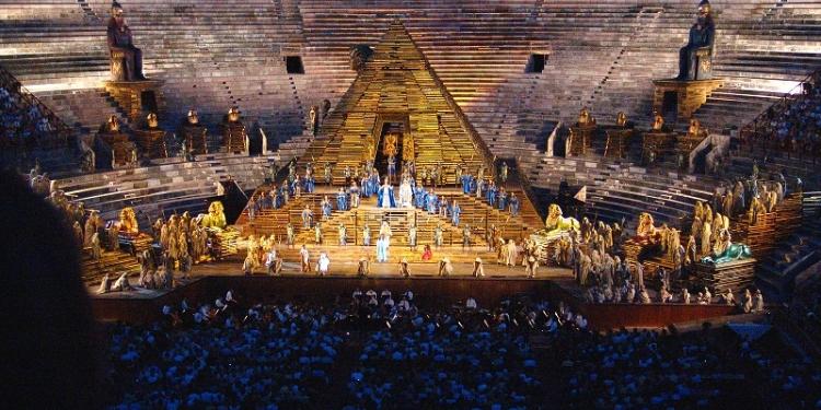 Verona: si ferma il progetto di copertura dell'Arena