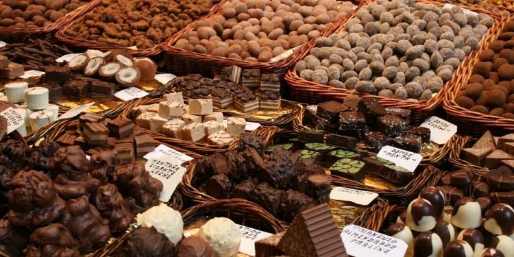 Perugia festeggia i 25 anni di Eurochocolate