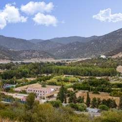 Tramonto al Monastero Geremeas
