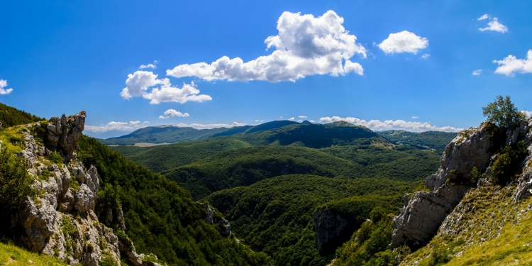 Trekking nel Gran Sasso e nei Monti della Laga