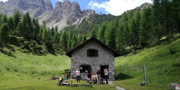 Camminata nelle Dolomiti friulane