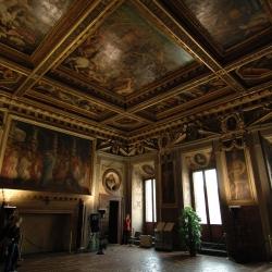"""""""Dan Brown"""", inferno a Palazzo Vecchio"""