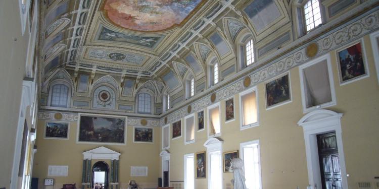 Napoli, Caserta, Pompei