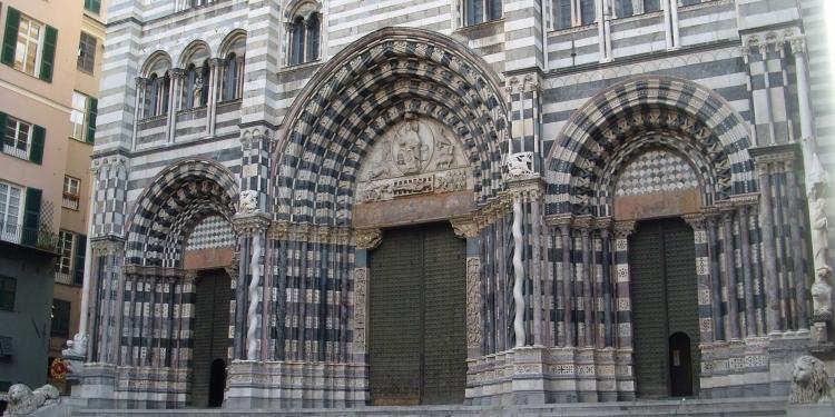 Genova: cattedrale, museo del tesoro e torre