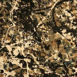 Mostra su Jackson Pollock