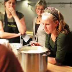 Corso di cucina creativa