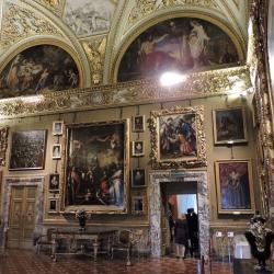 Palazzo Pitti, la Galleria Palatina