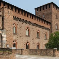 I Castelli della Lombardia: Urgnano e Soncino